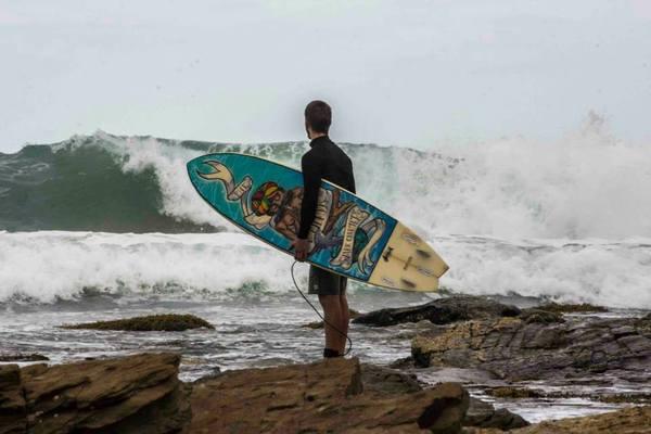 surf ocean wave